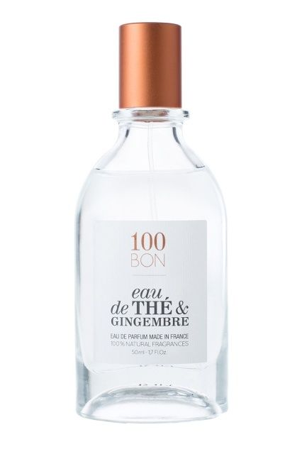 100BON eau de THE & GINGEMBRE