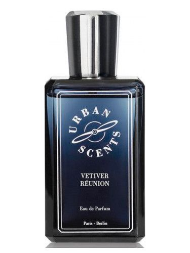 Vetiver Reunion Urban Scents