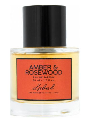 LABEL Amber & Rosewood  Парфюмерная вода 50 мл