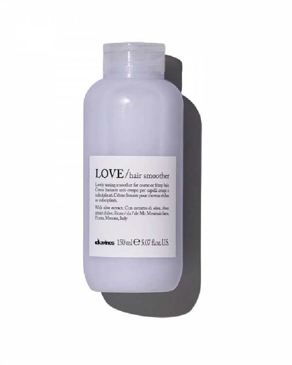 LOVE/Крем для разглаживания завитка - LOVE/ Hair smoother 150 ml