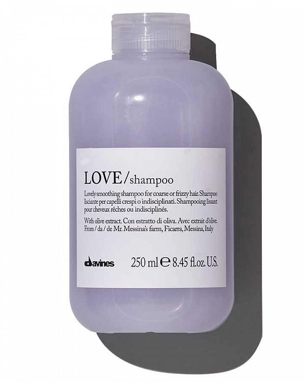 LOVE/Шампунь для разглаживания завитка - LOVE/ Shampoo 250 ml